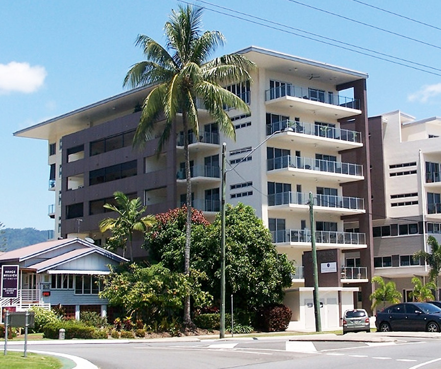 douglas-turnbull - Wallamurra Towers, Cairns.